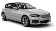 EUROPCAR Car hire Limassol City Compact car - BMW 1 Series