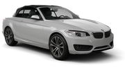 SIXT Car hire London - Airport - Heathrow Convertible car - BMW 2 Series Convertible
