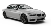 GLOBAL RENT A CAR Car hire Limassol City Convertible car - BMW 4 Series
