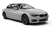 SIXT Car hire Las Vegas - Airport Convertible car - BMW 4 Series Convertible
