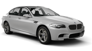 SIXT Car hire Riga - Airport Luxury car - BMW 5 Series