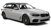 SIXT Car hire Waren Standard car - BMW 5 Series Estate