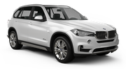 HERTZ Car hire Limassol City Suv car - BMW X5