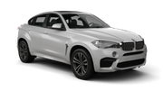 EUROPCAR Car hire Belgrade - Airport Suv car - BMW X6