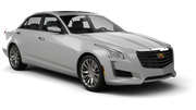 ALAMO Car hire Baltimore - Airport Luxury car - Cadillac CTS
