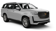 HERTZ Car hire Baltimore - Airport Suv car - Cadillac Escalade