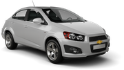 ALAMO Car hire Timisoara - Airport Economy car - Chevrolet Aveo