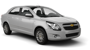 FIREFLY Car hire Santo Domingo - Novocentro Mall Standard car - Chevrolet Cobalt