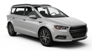 U-SAVE Car hire Fort Lauderdale - Airport Van car - Chevrolet Conversion