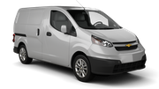 ENTERPRISE Car hire Las Vegas - Airport Van car - Chevrolet Express
