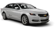 FOX Car hire Las Vegas - Airport Fullsize car - Chevrolet Impala