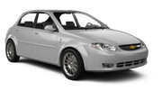 SISSY Car hire Budapest - Airport Compact car - Chevrolet Lacetti