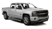 ALAMO Car hire Baltimore - Airport Van car - Chevrolet Silverado