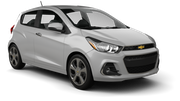 BUDGET Car hire Limassol City Mini car - Chevrolet Spark