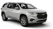 Hire Chevrolet Traverse