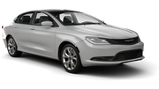 HERTZ Car hire Baltimore - Airport Standard car - Chrysler 200