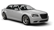 Hire Chrysler 300C