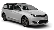 BUDGET Car hire Baltimore - Airport Van car - Chrysler Pacifica