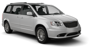 FOX Car hire Orlando - Airport Van car - Chrysler Town and Country