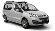 Hire Citroen Berlingo
