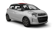 ALAMO Car hire Sainte Marie - Downtown Mini car - Citroen C1