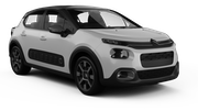 ALAMO Car hire Le Port Compact car - Citroen C3