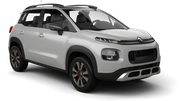 BUDGET Car hire London - Airport - Heathrow Economy car - Citroen C3 Aircross