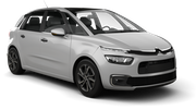 AVIS Car hire London - Airport - Heathrow Standard car - Citroen C4 Picasso