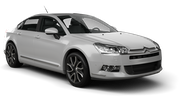 SIXT Car hire Waren Standard car - Citroen C5