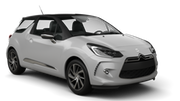 Hire Citroen DS3