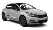 Hire Citroen DS4