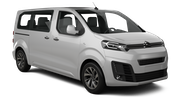 Hire Citroen  Spacetourer