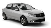 JUMBO CAR Car hire Le Port Economy car - Dacia Logan