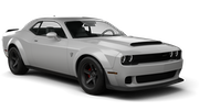 ENTERPRISE Car hire Baltimore - Airport Luxury car - Dodge Challenger