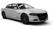 THRIFTY Car hire Charlottetown Fullsize car - Dodge Charger
