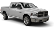 DOLLAR Car hire Orlando - Airport Luxury car - Dodge Ram Pickup