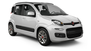 ENTERPRISE Car hire Dubrovnik - Airport Mini car - Fiat Panda