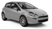 PAYLESS Car hire Reykjavik - Keflavik International Airport Economy car - Fiat Punto