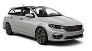 CARWIZ Car hire Belgrade - Airport Standard car - Fiat Tipo Estate