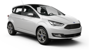 INTERNATIONAL Car hire Waren Compact car - Ford C-Max