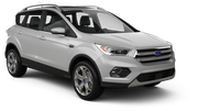 BUDGET Car hire Baltimore - Airport Suv car - Ford Escape