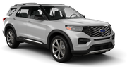 Hire Ford Explorer