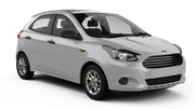AVIS Car hire Santo Domingo - Novocentro Mall Compact car - Ford Figo