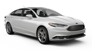 Hire Ford Fusion
