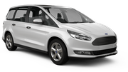 GREEN MOTION Car hire Limassol City Van car - Ford Galaxy
