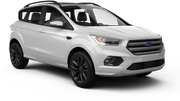 SIXT Car hire Waren Suv car - Ford Kuga