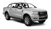 SIXT Car hire Beira - Airport Van car - Ford Ranger Double Cab