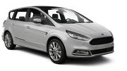 INTERNATIONAL Car hire Waren Van car - Ford S-Max