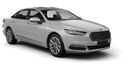 THRIFTY Car hire Baltimore - Airport Fullsize car - Ford Taurus