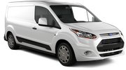 DOLLAR THRIFTY Car hire Dubrovnik - Airport Van car - Ford Transit